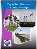 Port Hueneme 2015-16 Budget