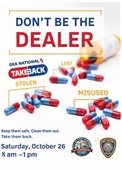 Don't be the Dealer Event - Police Department