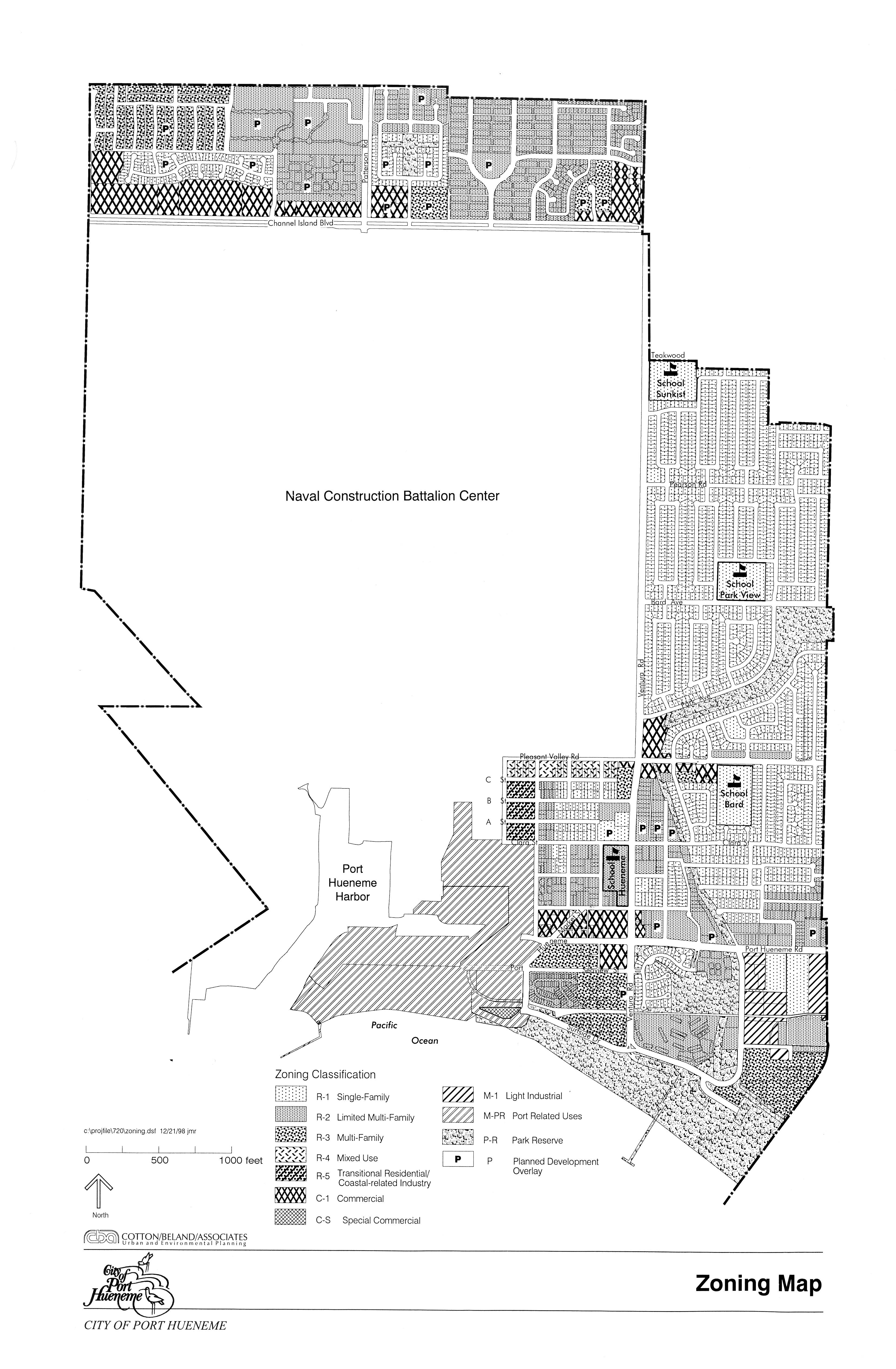 California Maps  Zoning - Los angeles zoning map pdf