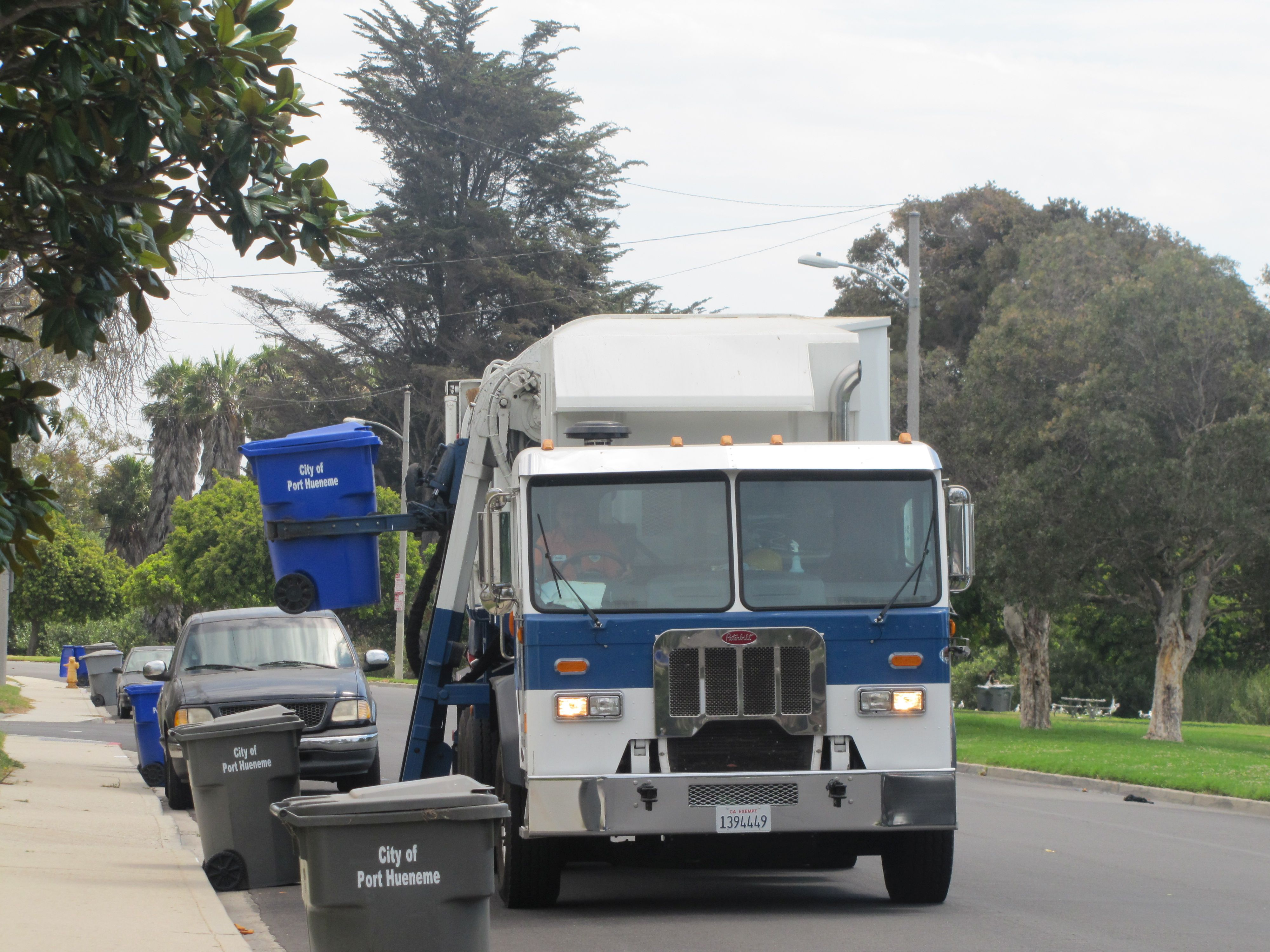 Solid Waste Truck 1
