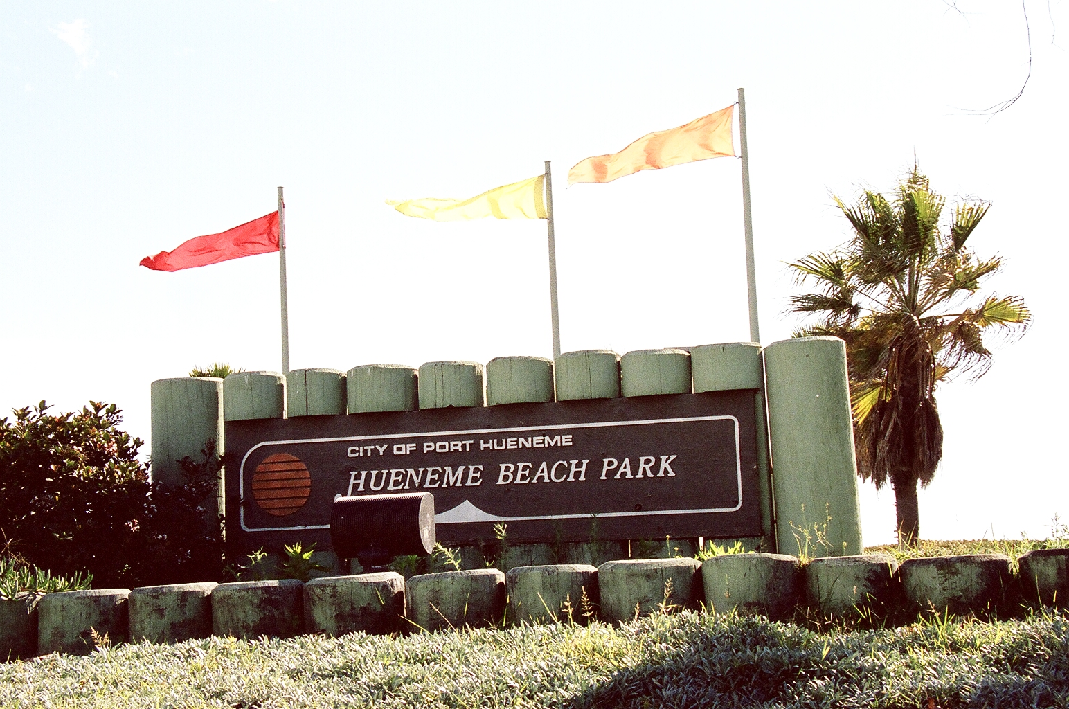 About Hueneme Beach Park