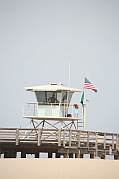 Lifeguard Pier Tower