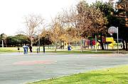 Basketball Courts at Moranda Park